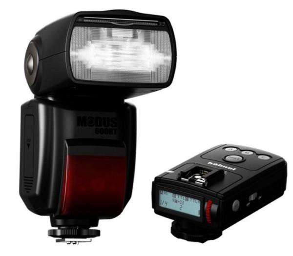 Hähnel Modus 600RT Wireless Kit Canon - Lieferumfang