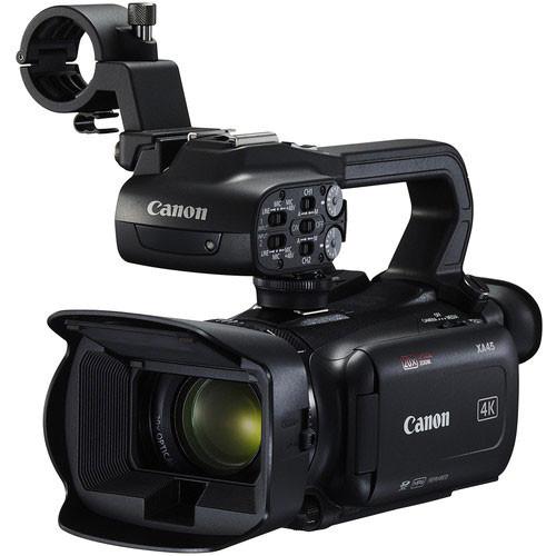 Canon XA45 UHD 4K Camcorder