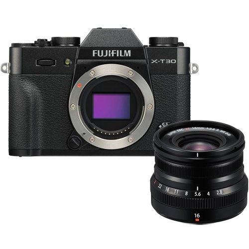 Fujifilm X-T30 Landschafts-Einsteiger-Kit - Frontansicht