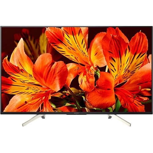 Sony KD85-XF8596B 85 Zoll LCD TV - Frontansicht