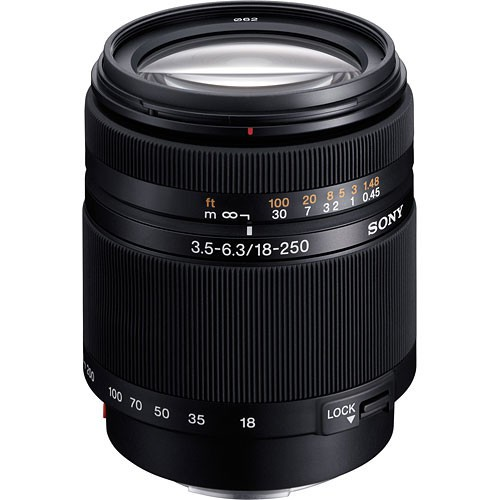 Sony SAL DT 18-250mm f/3.5-6.3 Objektiv