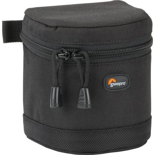 Lowepro Lens Case 6x8cm Objektivköcher - Schrägansicht