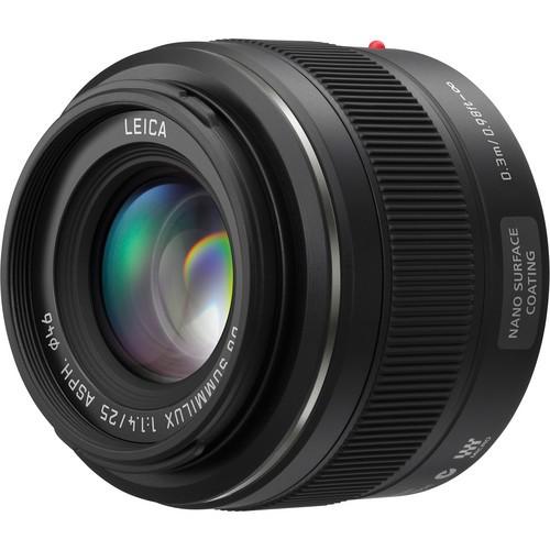 Panasonic Leica DG Summilux 25mm f/1.4 ASPH. Objektiv