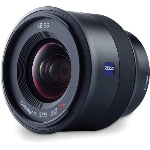 ZEISS Batis 25mm f/2 Objektiv für Sony E