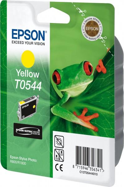 Epson T0544 Tintenpatrone gelb