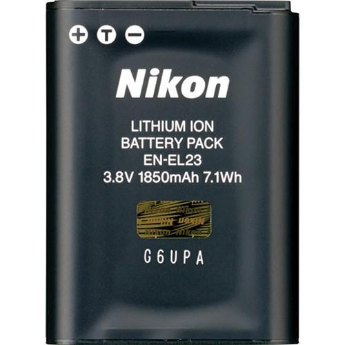 Nikon EN-EL23 Li-Ion Akku