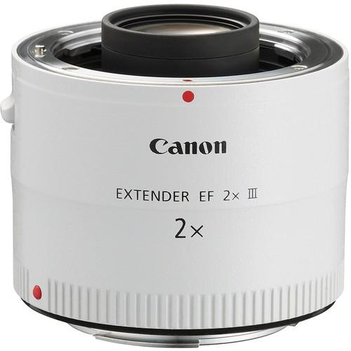 Canon EF Extender 2.0x III Telekonverter - Frontansicht
