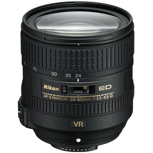 Nikon AF-S Nikkor 24-85mm f/3.5-4.5 G ED VR Objektiv