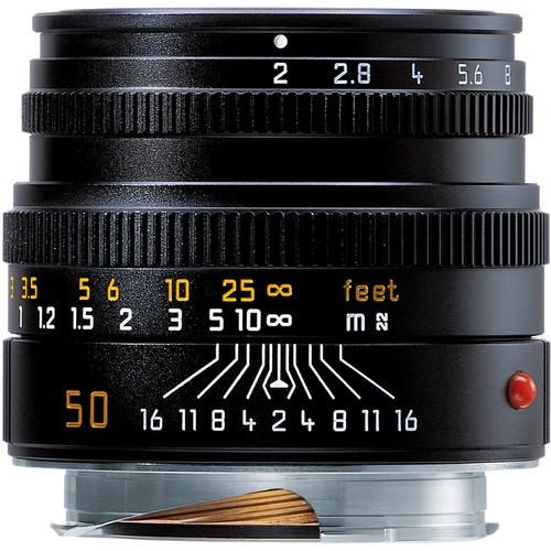 Leica Summicron-M 50mm f/2 Objektiv