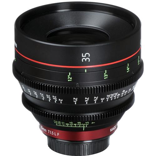 Canon CN-E 35mm T1.5L F Cine-Objektiv