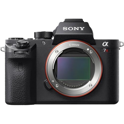 Sony Alpha 7R II Body schwarz