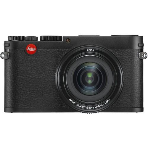Leica X Vario Typ 107 schwarz (Aussteller)