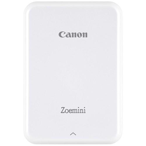 Canon Zoemini mobiler Fotodrucker weiss - Frontansicht