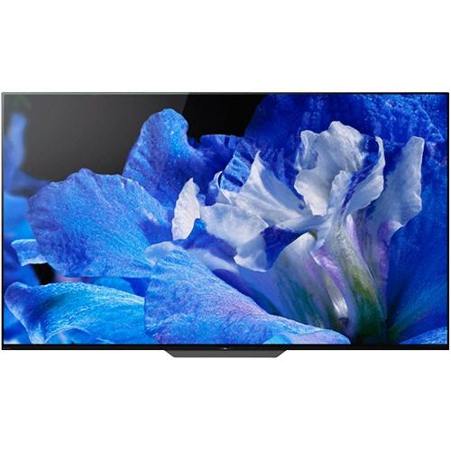 Sony KD-55AF8 OLED TV - Frontansicht