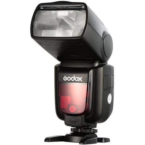 Godox TT685 TTL Blitz für Canon - Schrägansicht