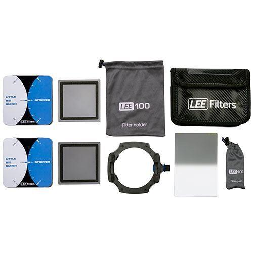 Lee Filters 100 Langzeitbelichtung-Kit (Version 2019) - Topansicht
