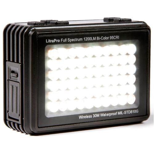 Litra LP1200 Pro LED Leuchte - Schrägansicht