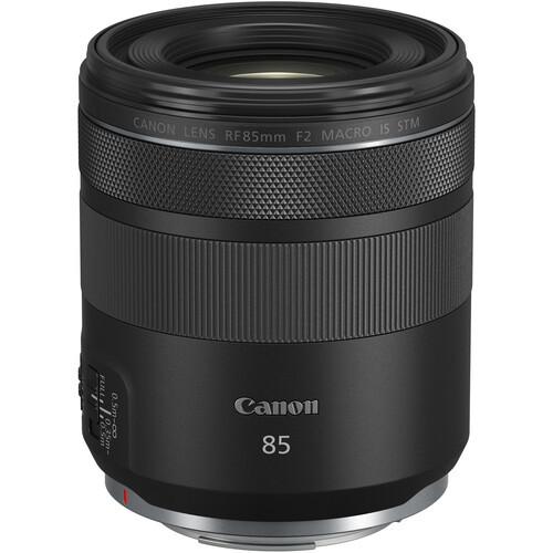 Canon RF 85mm f/2 Macro IS STM Objektiv
