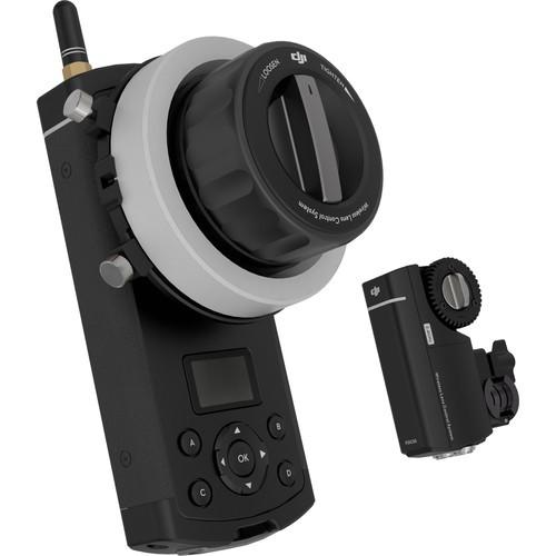 DJI Focus Remote - Frontansicht