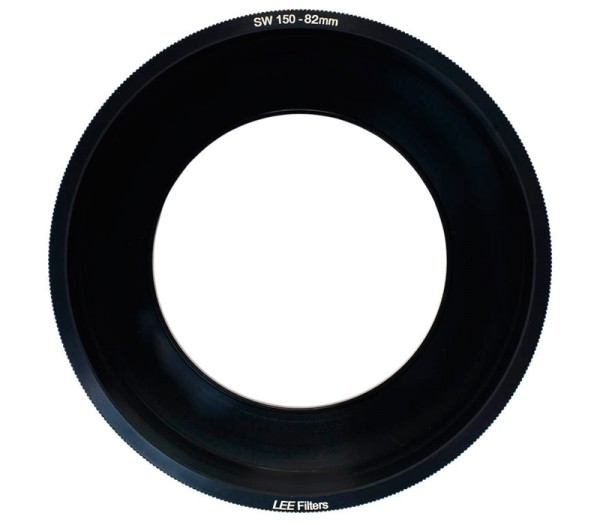 Lee Filters SW150 Adapter Ring 82mm - Frontansicht