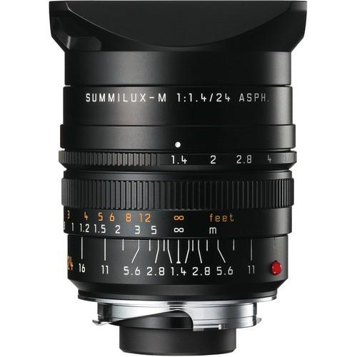 Leica Summilux-M 24mm f/1.4 ASPH. Objektiv 11601