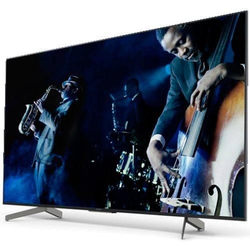 Sony KD55XG8599 Ultra HD 1000Hz Smart LED TV (139cm) - Schrägansicht