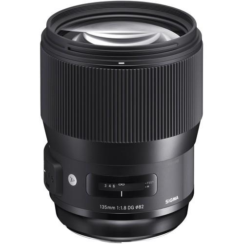 Sigma 135mm f/1.8 DG HSM Art Objektiv für Leica