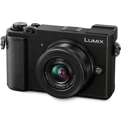 Panasonic Lumix DC-GX9 Kit - Schrägansicht