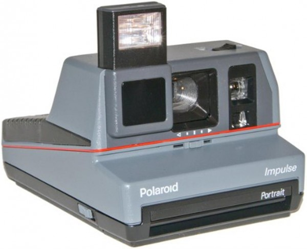 Polaroid 600 Impulse Sofortbildkamera