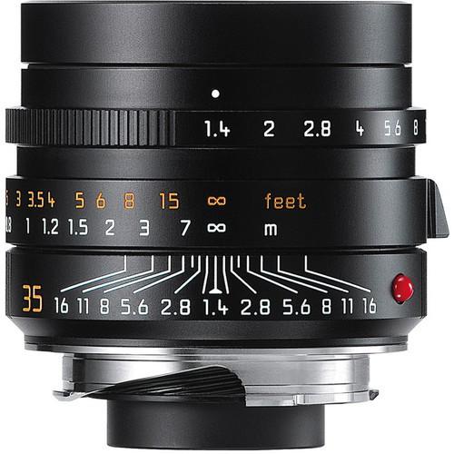 Leica Summilux-M 35mm f/1.4 ASPH. Objektiv 11663