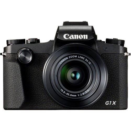 Canon PowerShot G1 X Mark III - Frontansicht