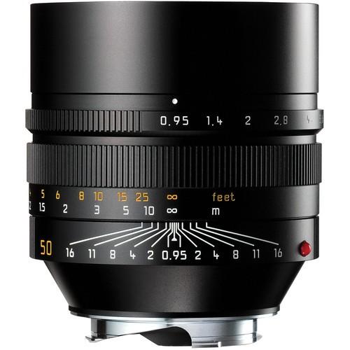 Leica Noctilux-M 50mm f/0.95 ASPH. Objektiv 11602