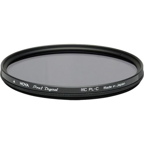 Hoya 72mm Pol Circular Pro1 Digital Filter - Detailansicht