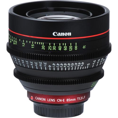 Canon CN-E 85mm T1.3L F Cine-Objektiv