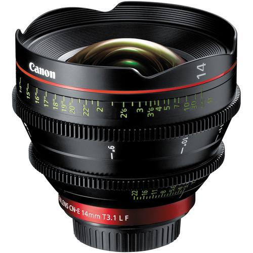 Canon CN-E 14mm T3.1L F Cine-Objektiv