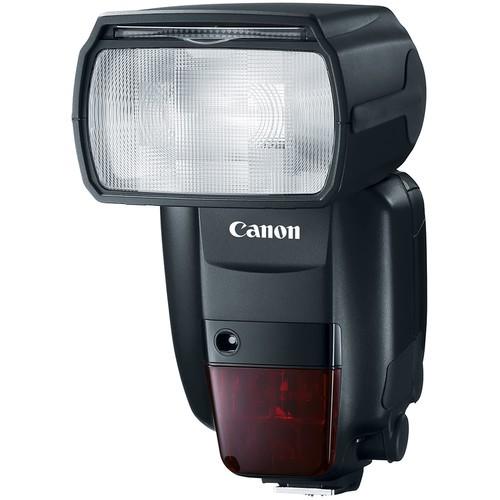 Canon Speedlite 600 EX II-RT - Schrägansicht