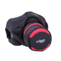 Miggö Grip and Wrap SLR Schutzhülle mit Handgelenkschlaufe