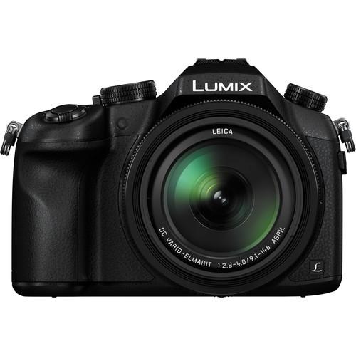 Panasonic Lumix DMC-FZ1000 - Frontansicht