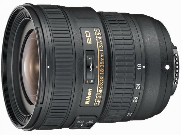 Nikon AF-S Nikkor 18-35mm f/3.5-4.5 G ED Objektiv