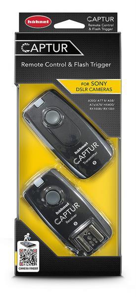Hähnel Captur Funk-Fernauslöser für Sony - Verpackt