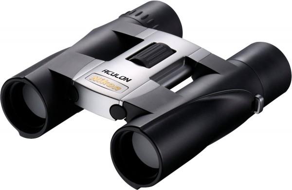 Nikon 8x25 Aculon A30 Fernglas silber