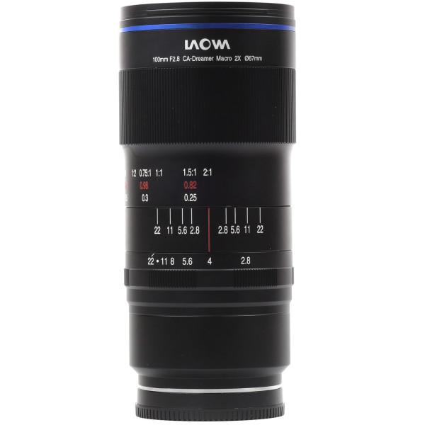 Laowa 100mm f/2,8 2:1 Macro APO für Sony-E