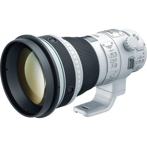 Canon EF 400mm f/4 DO IS II USM Objektiv - Frontansicht
