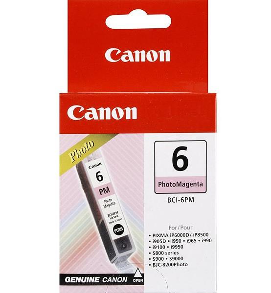 Canon BCI-6PM Photo Magenta Tintenpatrone