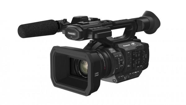 Panasonic HC-X1E 4k Camcorder - Dreiviertelansicht