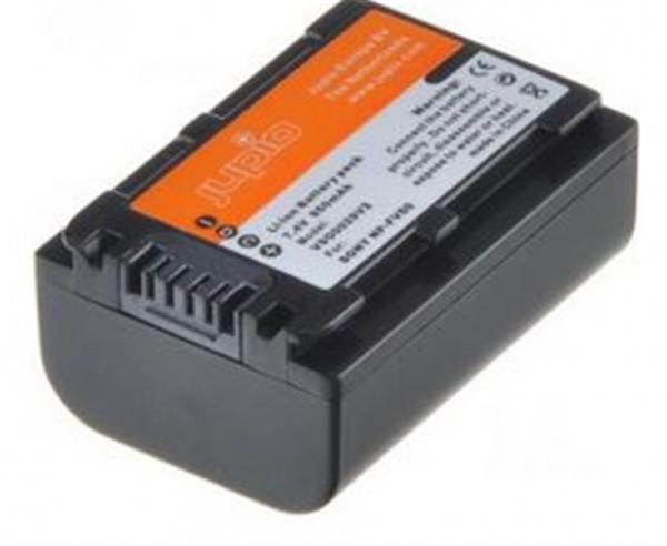 Jupio NP-FV50 Li-Ionen Akku für Sony