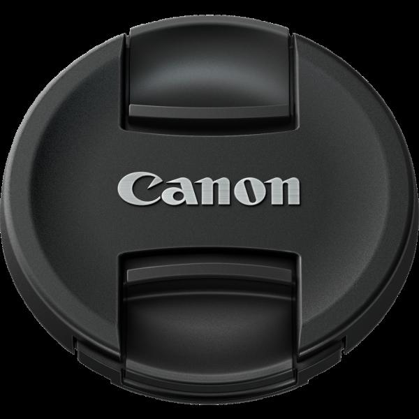 Canon E-67II Objektivdeckel - Frontansicht