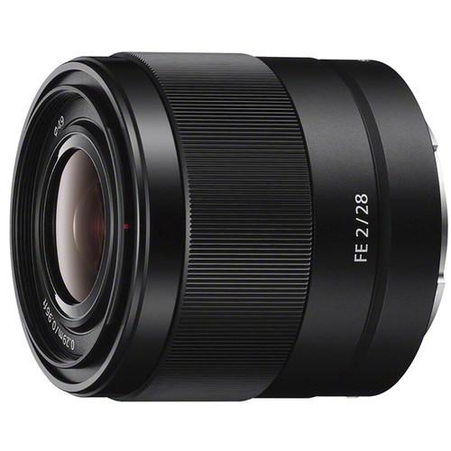 Sony FE 28mm f/2 Objektiv