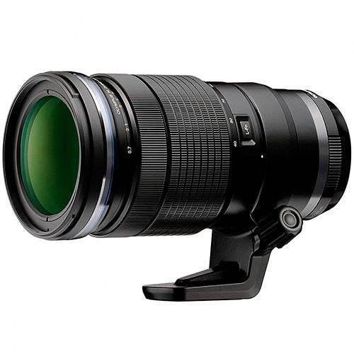 Olympus M.Zuiko Digital ED 40-150mm f/2.8 PRO Objektiv - Schrägansicht