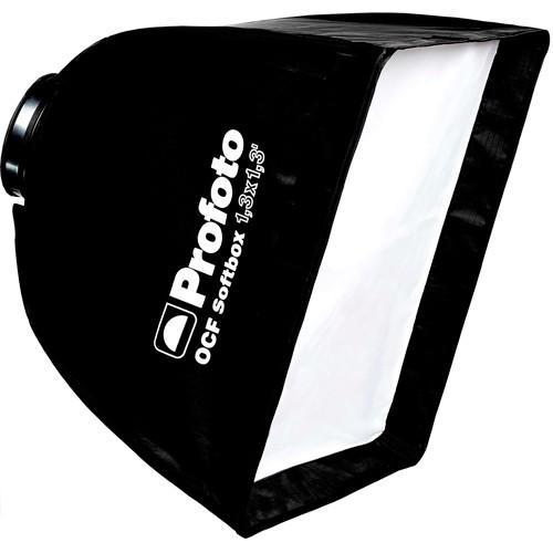 Profoto OCF Softbox Square 40x40cm (101213) - Schrägansicht